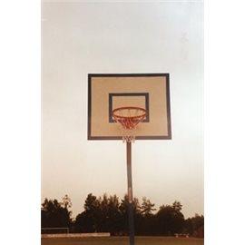 Basket til utebruk m/alu.stolpe