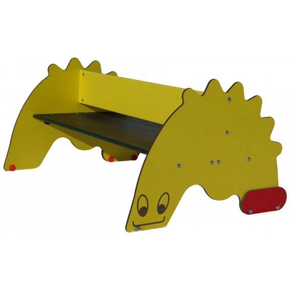 Krokodille Dobbel benk for barn