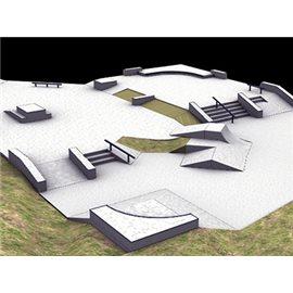 Om skateramper og anlegg i betong