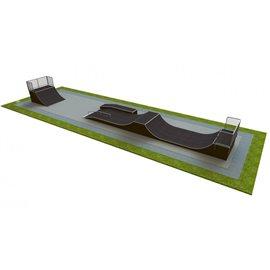 Basik skatepark B 110