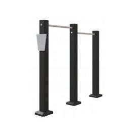 JD-Fit Svingstang dobbel (pull up bars) universell utforming