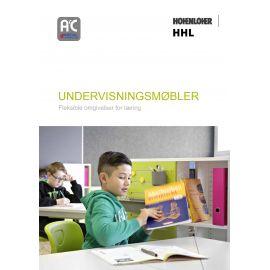 Katalog Hohenloher undervisningsmøbler