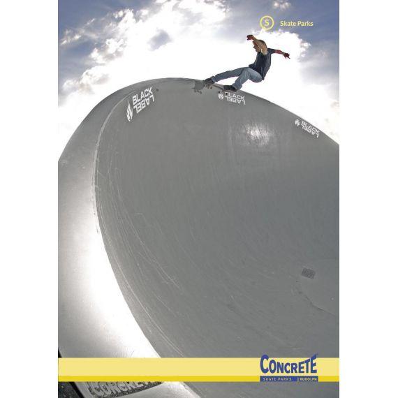 Concrete Skateparker