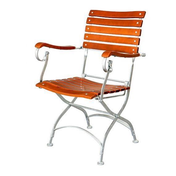 Sammenleggbar stol alternativ 4.2