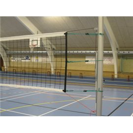 Volleyballnett super match, 950x100 cm med kevlarline