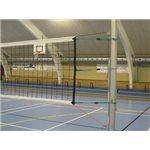 Volleyballnett super match, 950x100 cm med kevlarline