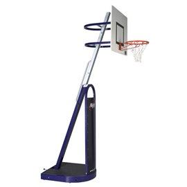 Basketballstativ, frittstående