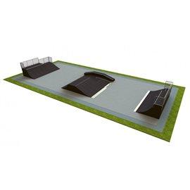 Basik skatepark B 125