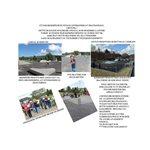 Standard skateanlegg med betongramper, anlegg nr. 5