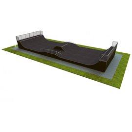 M510 Base Monolith Skateanlegg