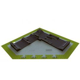 M535 Base Monolith Skateanlegg