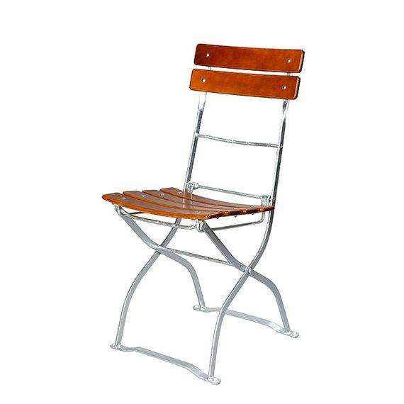 Sammenleggbar stol Modell nr. 1