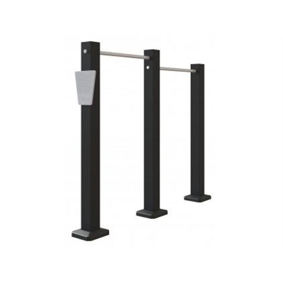 JD-Fit PHD10 Svingstang dobbel ( pull up bars) universell utforming