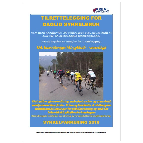 Sykkelparkering 2017