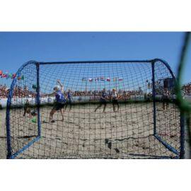 Strandhåndballmål