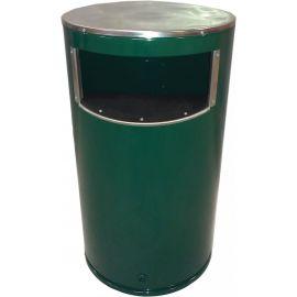 Avfallsbeholder 30 l, med veggfeste
