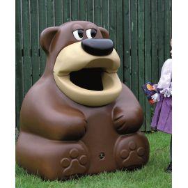 Avfallsbeholder Bjørn