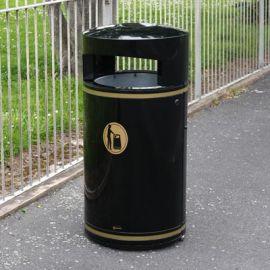 Avfallsbeholder Metall Chieftain