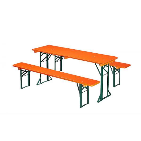 bord og benker sammenleggbare