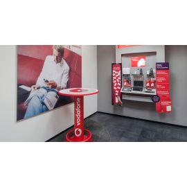 Ståbord kundetilpasset