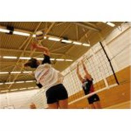 Volleyballnett, forsterket